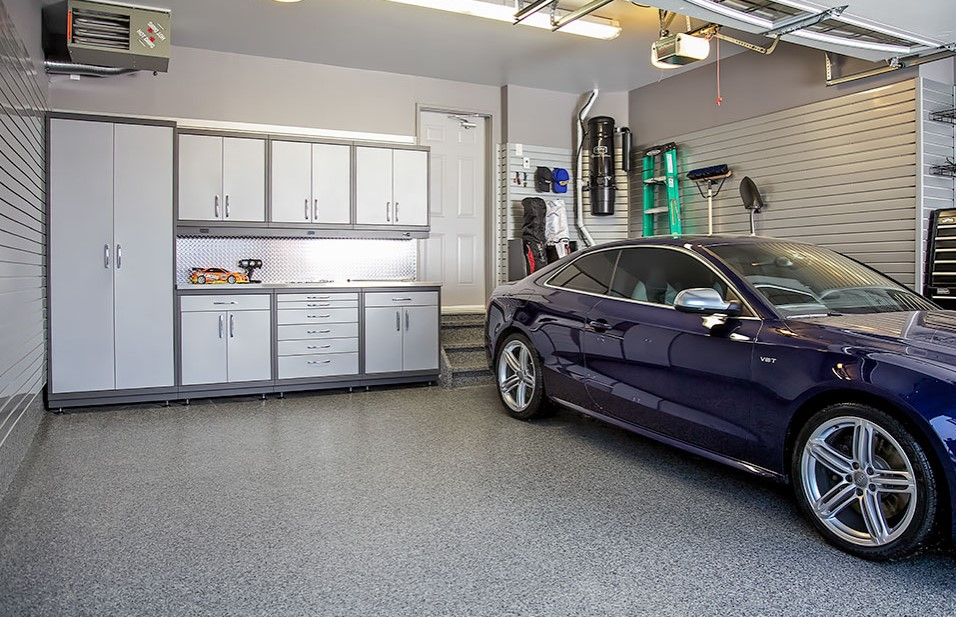 Garage Remodeling and Renovation Ideas