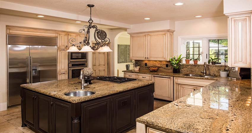 Kitchen and Bathroom Home Remodelling Ideas